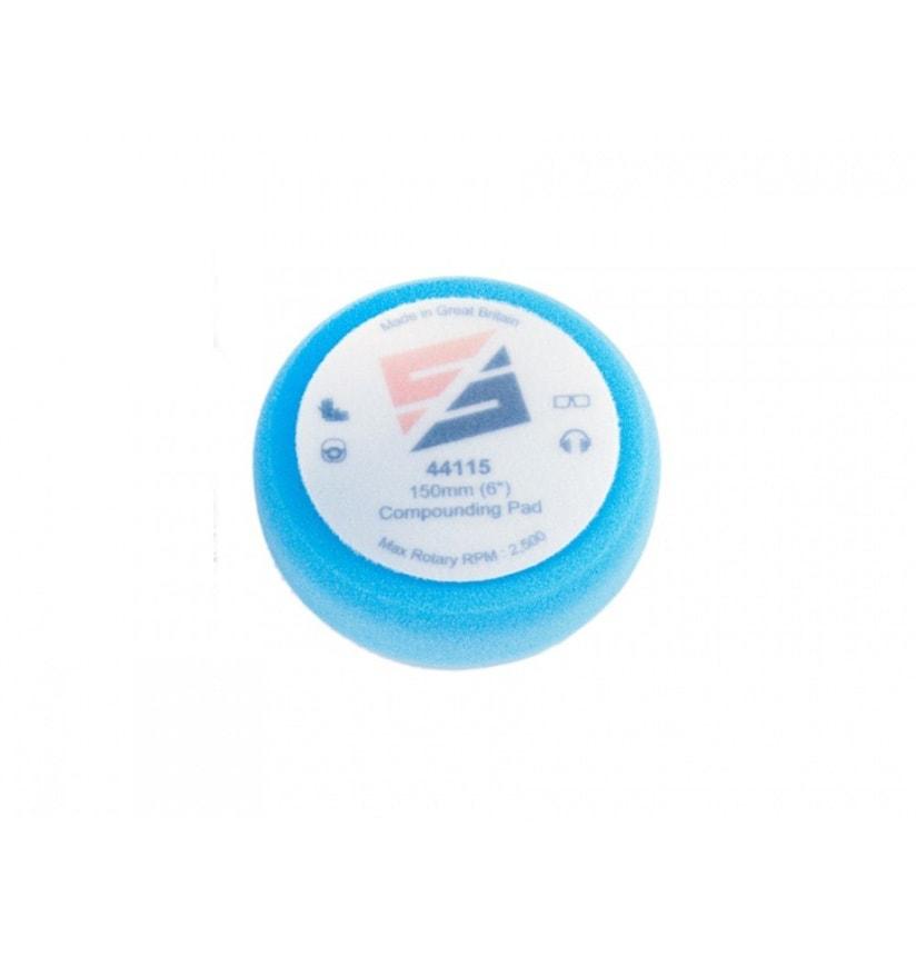 TS24 polijstpad blauw