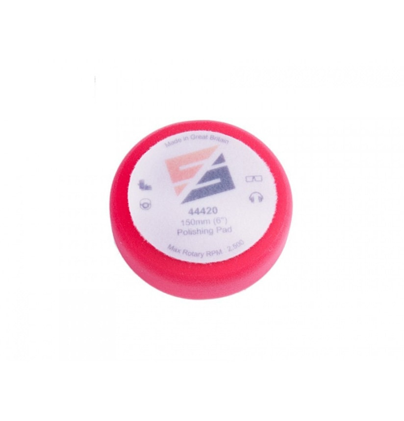 TS24 polijstpad rood