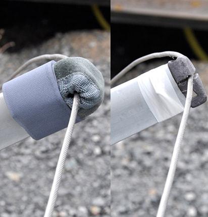 zalingbeschermer waterline design