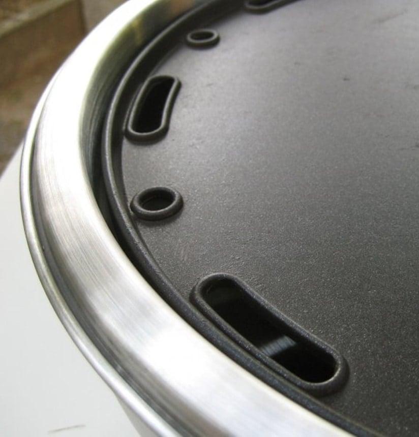 safire grillplaat