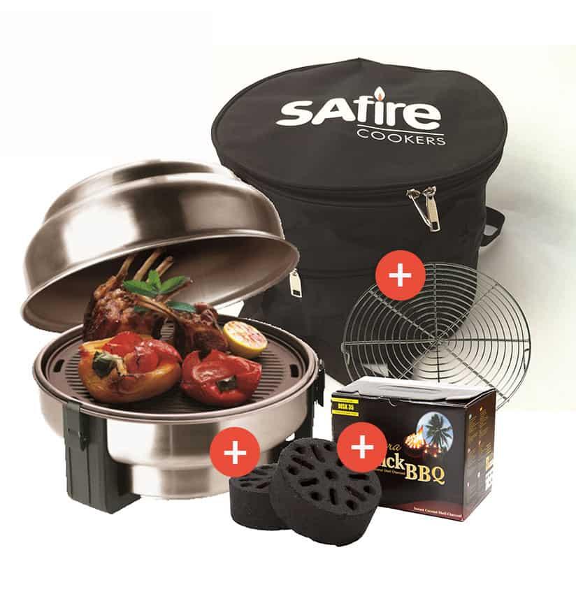 safire cooker starterspakket