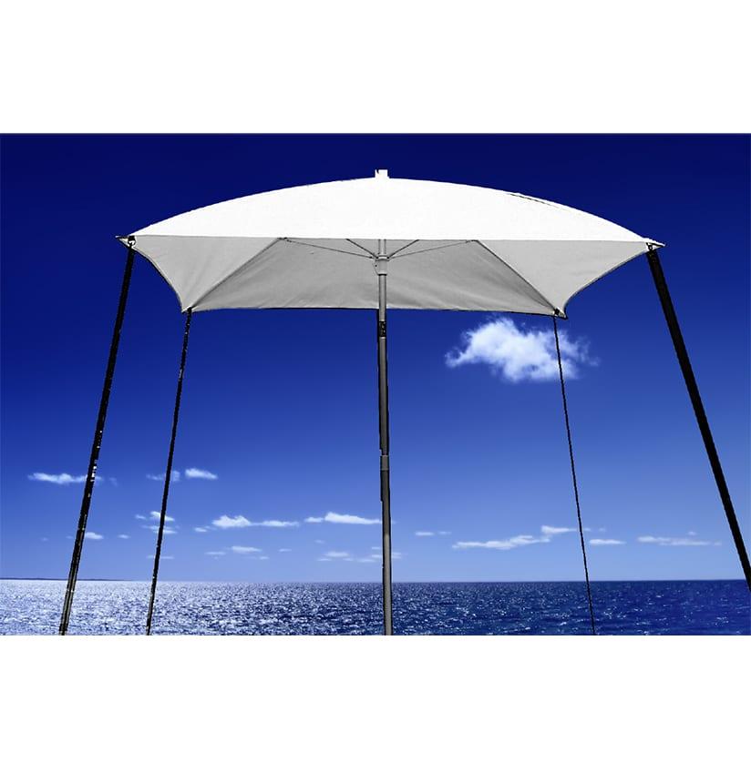 bimini boot parasol zonnescherm