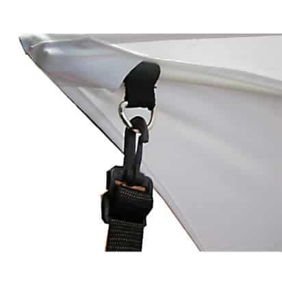bimini parasol boot zonnescherm