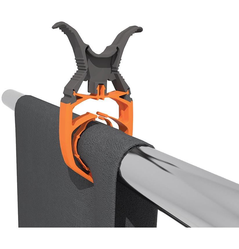 FIXCLIP Afsluitbare Knijper