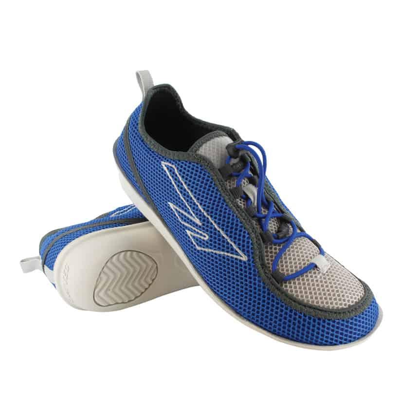zuuk schoenen blauw hi-tec