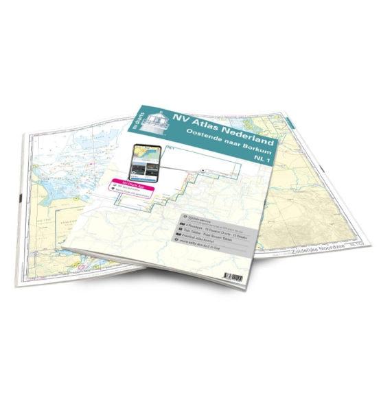 NV Atlas NL1 Borkum Oostende