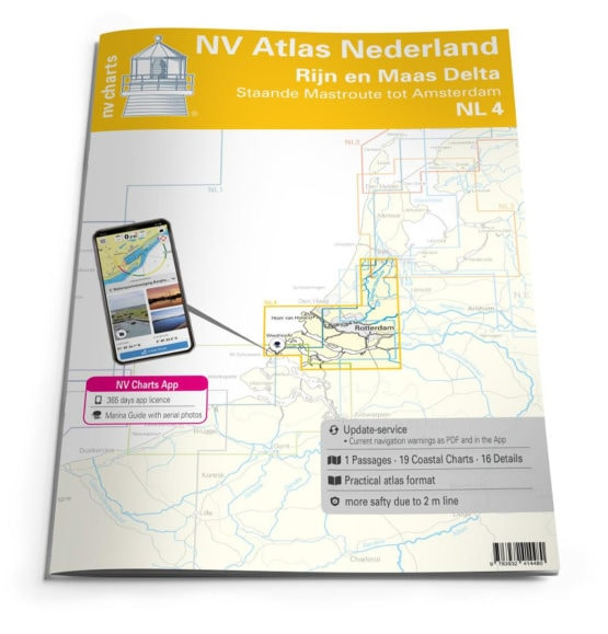 NV Atlas NL4 Rijn en Maasgebied Randmeren