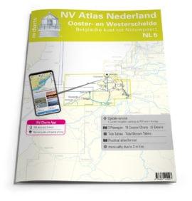NV Atlas NL5 Oosterschelde Westerschelde