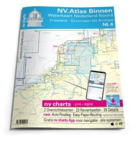 NV Atlas NL6 Noord Friesland Arnhem