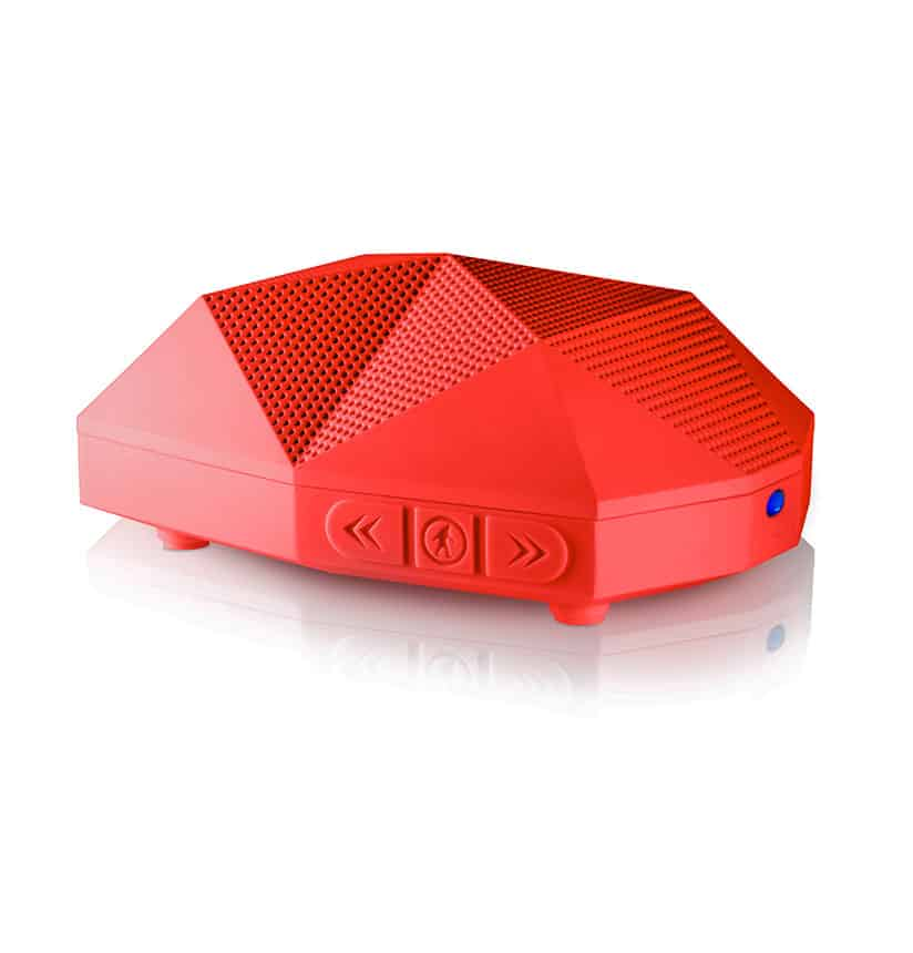 outdoor tech turtle shell rood