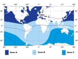 Compas Contest 101 Zone B PLASTIMO 50312