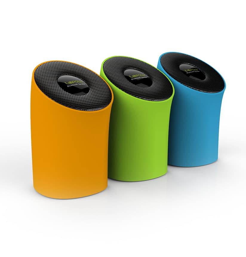 le modre bluetooth speaker