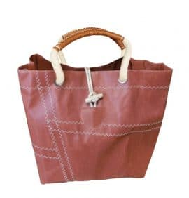 shopping bag zeildoek bainbridge