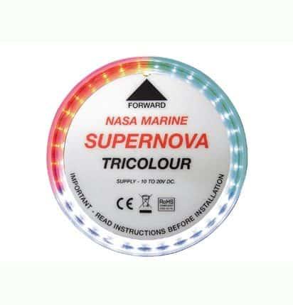 supernova led drie kleurenlicht nasa marine