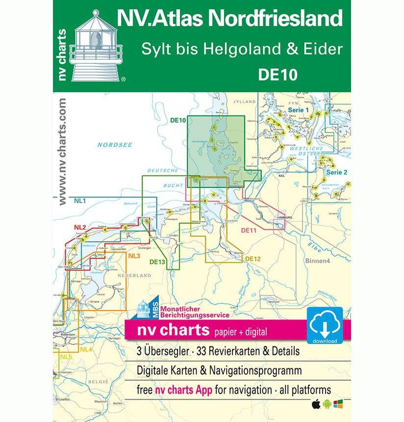 NV Atlas DE10 Duitsland