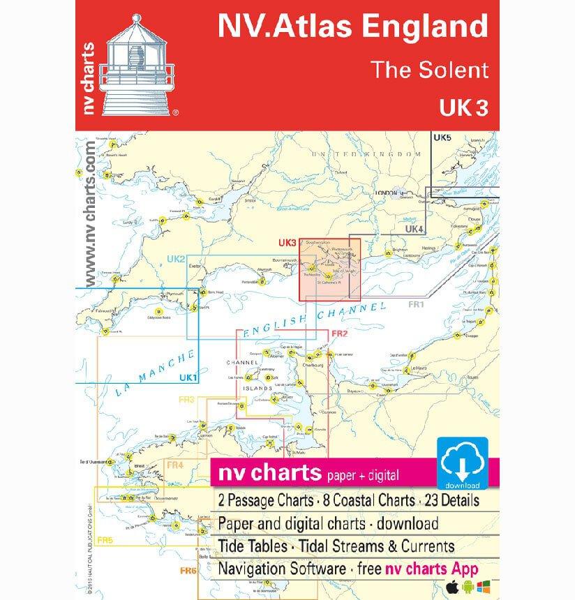 NV Atlas UK3 Solent