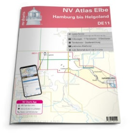 NV Atlas DE13 Duitsland Hamburg Helgoland