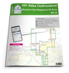 NV Atlas DE13 Duitsland Borkum Helgoland Ems