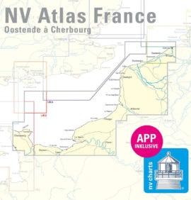 NV Atlas FR1 Noord Frankrijk Oostende Cherbourg