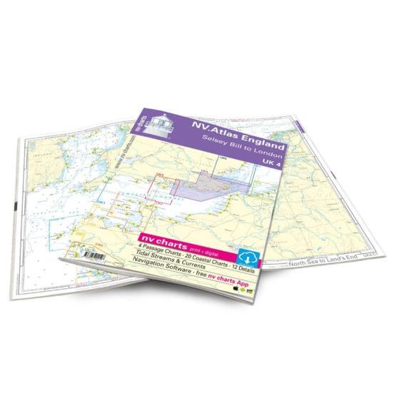 NV Atlas UK4 Engeland Selsey Bill London