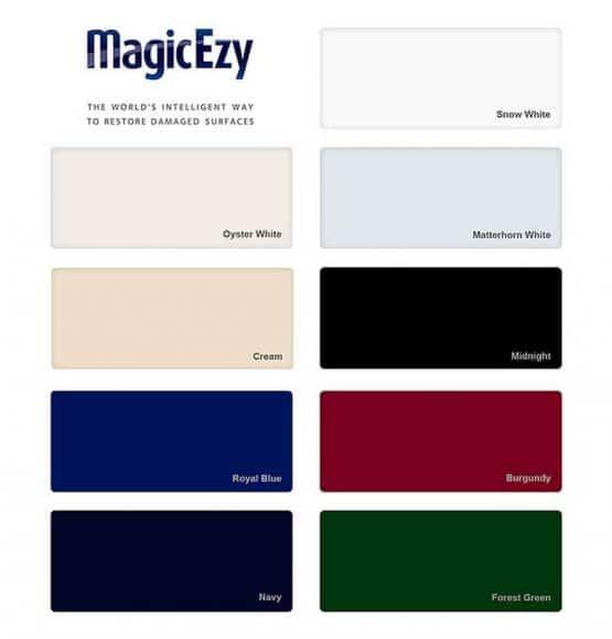magicezy kleuren