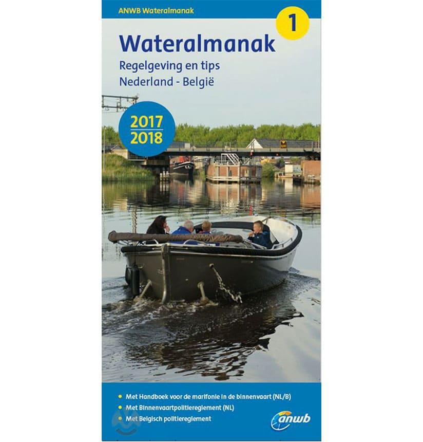 anwb wateralmanak 2017 deel 1
