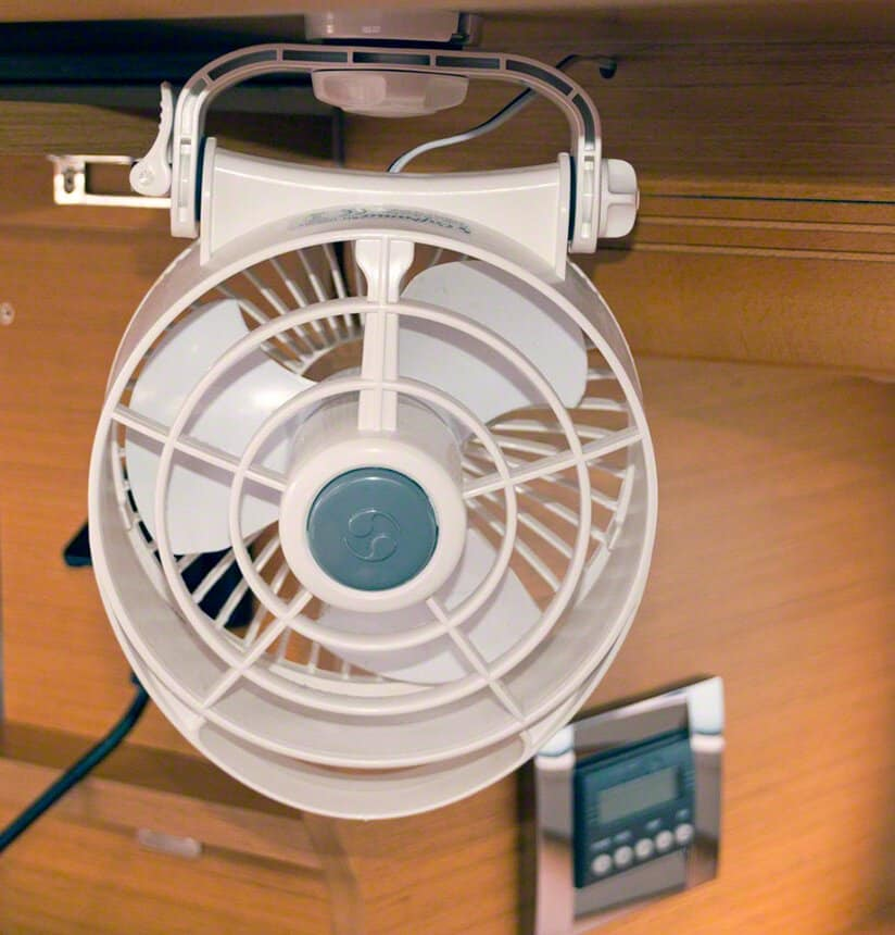 bora ventilator kajuit caframo