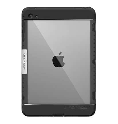 lifeproof nuud ipad mini 4 case