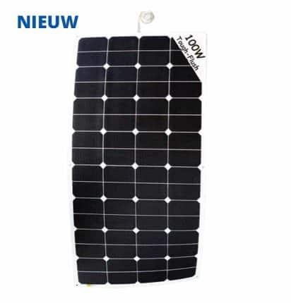 sunbeamsystem tough zonnepaneel 100 watt