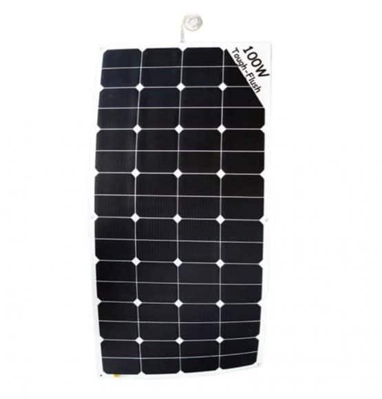 sunbeamsystem zonnepaneel 100 watt