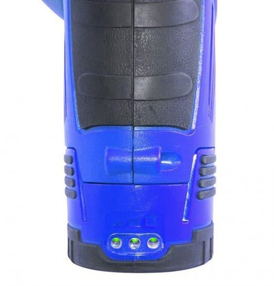maritech polijstmachine batterij indicator