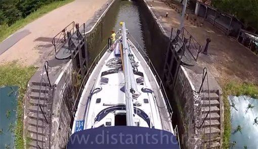 zeilboot-franse-kanalen