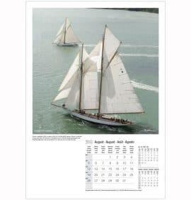 beken beauty of sail kalender