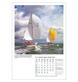 beken beauty of sail zeilkalender 2019 2
