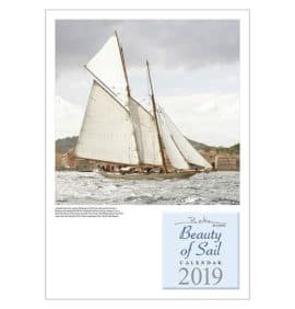 beken beauty of sail zeilkalender 2019