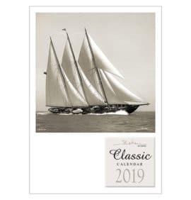 beken classic zeilkalender 2019