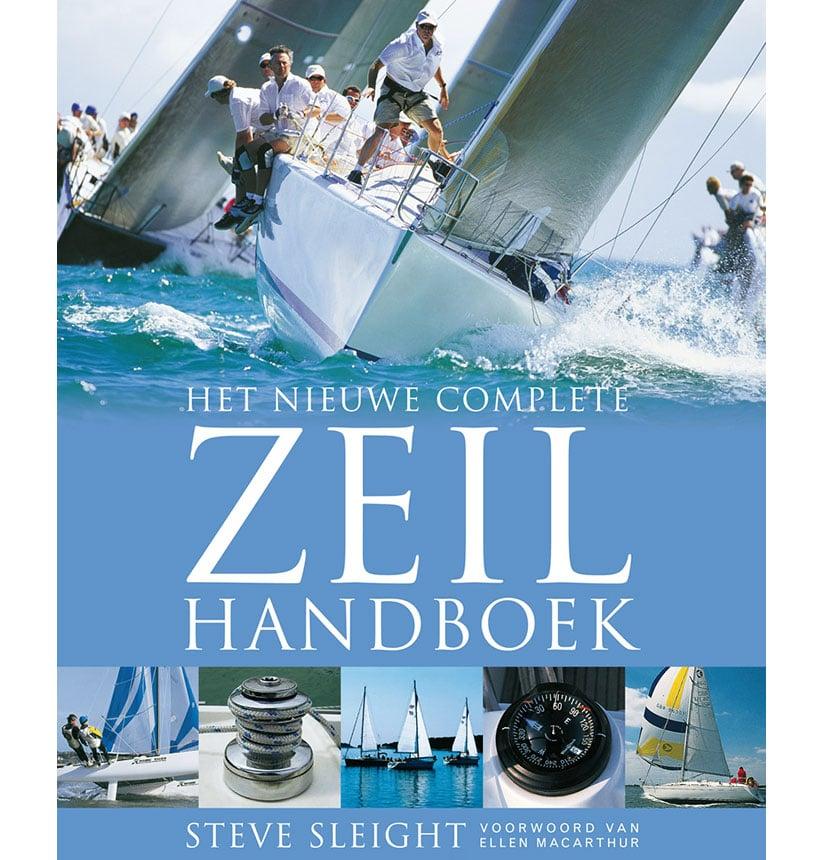 het nieuwe complete zeilhandboek steve sleight