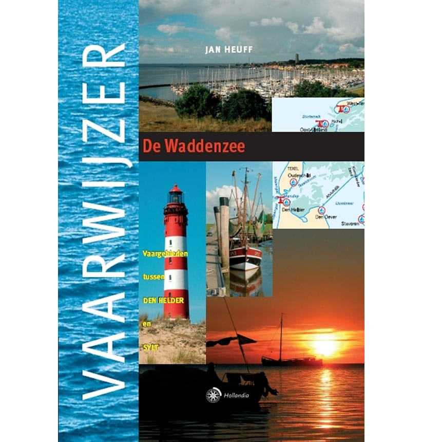 vaarwijzer de waddenzee hollandia