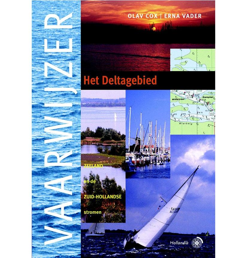 vaarwijzer het deltagebied olav cox