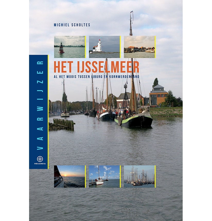 vaarwijzer ijsselmeer hollandia