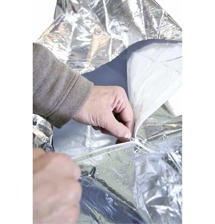 aluminium thermodeken lalizas