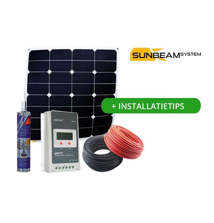 sunbeamsystem zonnepaneel set