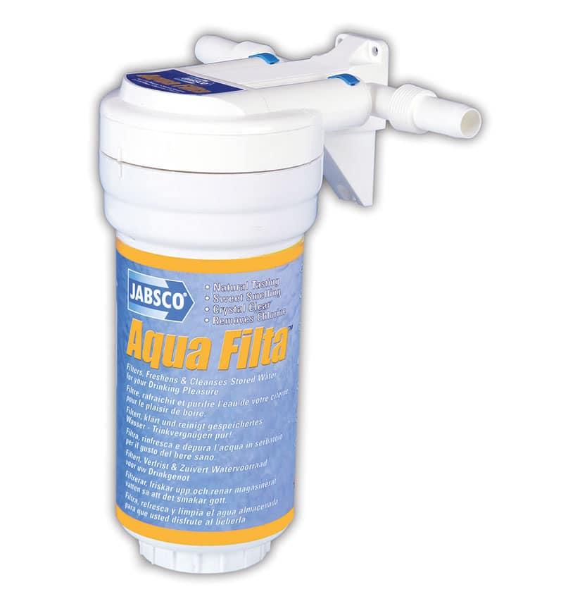 aqua filta jabsco drinkwaterfilter