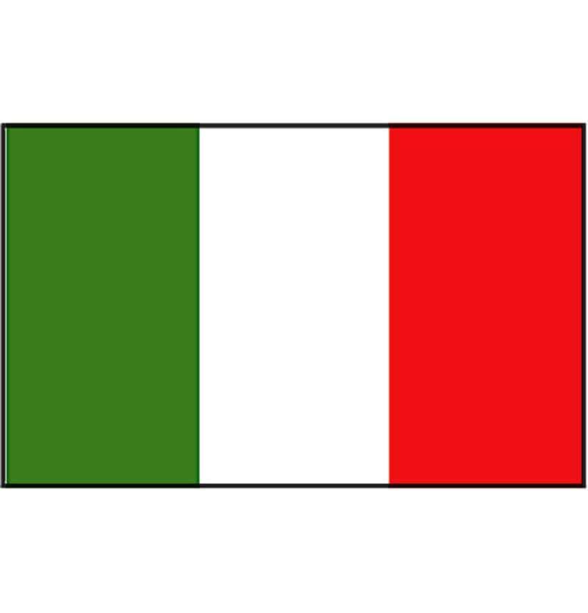 gastenvlag italie