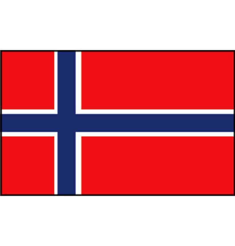 gastenvlag noorwegen