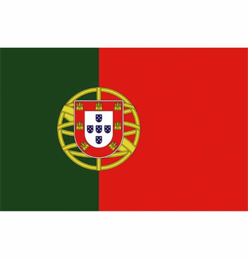gastenvlag portugal