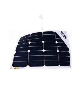 flexibel zonnepaneel voor boot 30 watt