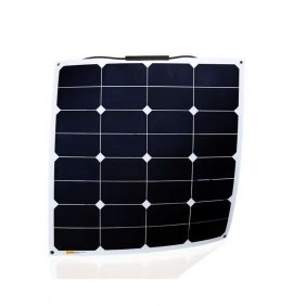 zonnepanelen boot 50 watt