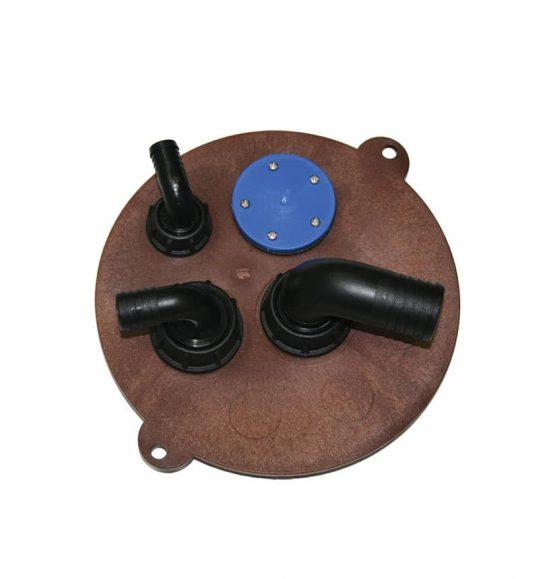 vuilwater tank deksel diablo easy switch