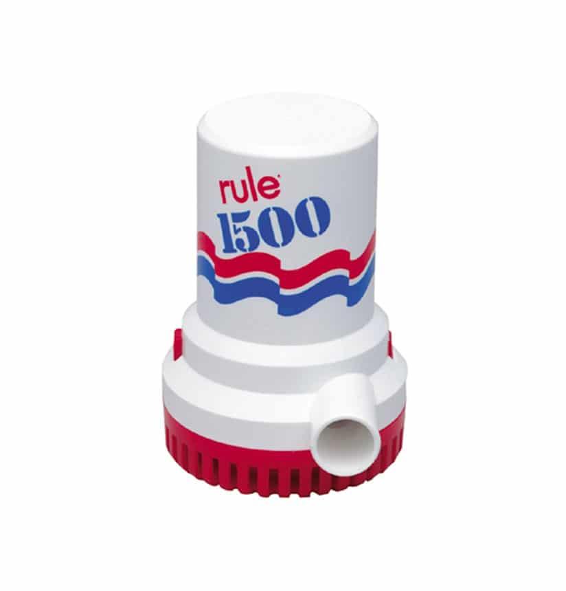 rule 1500 bilgepomp